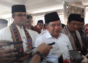 Pelantikan Pengurus Dewan Masjid Indonesia Tahun 2018  Foto:Kompas