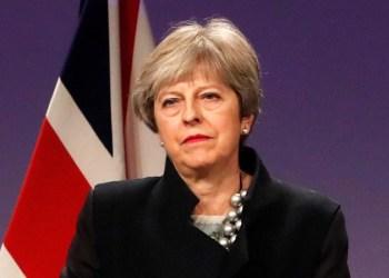 Perdana Menteri Inggris Theresa May. Foto: Sky News