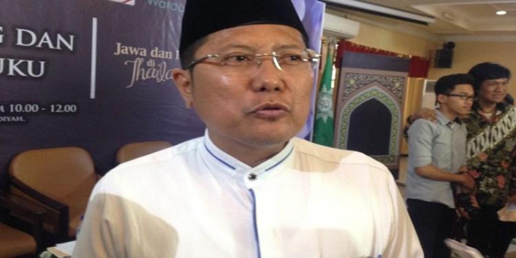 Ketua Komisi Dakwah Majelis Ulama Indonesia, KH Cholil Nafis. Foto: Tommy/Islampos.