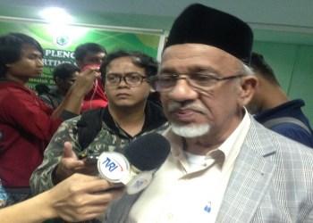 Ketua Dewan Dakwah Islam Indonesia DDII Mohammad Siddik. Foto: Tommy/Islampos.