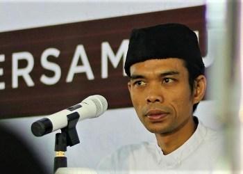 Ustaz Abdul Somad  Foto: Voa islam