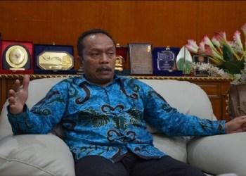 Kepala Kantor Wilayah (Kakanwil) Kementerian Agama Provinsi Papua Jannus Pangaribuan. Foto: Rhio
