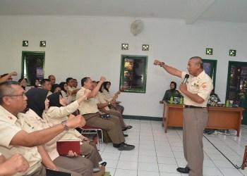 PNS TNI AD. Foto: Saifal