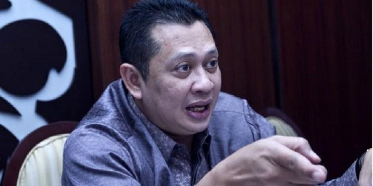 Ketua DPR RI Bambang Soesatyo. Foto: Tengokberita