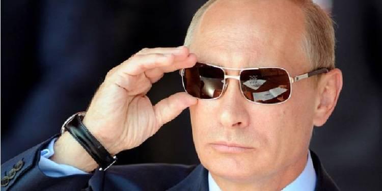 Vladimir Putin. Foto: rus.err.ee