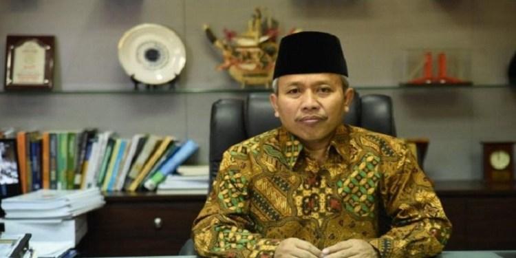 Direktur Jenderal Penyelenggaraan Haji dan Umrah (PHU) Kementerian Agama Nizar Ali. Foto: Rhio/Islampos