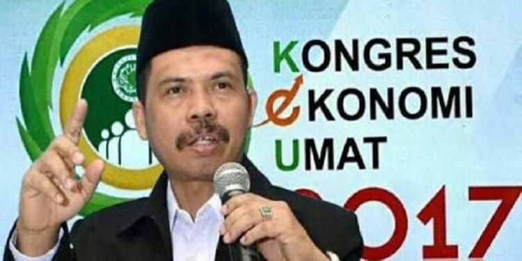 Ketua Umum Dewan Pengurus Pusat Ikatan Pesantren Indonesia (DPP IPI) KH Zaini Ahmad. Foto: Rhio/Islampos