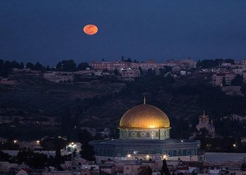 Dome of The Rock. Foto: CBN