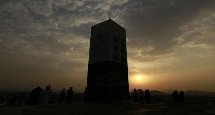 Jabal Rahmah. Foto: Kumparan