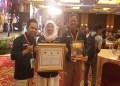 Muhammadiyah Disaster Management Center (MDMC) menerima Penghargaan Ormas 2018 Bidang Penanggulangan Bencana dari Kementerian Dalam Negeri (Kemendagri). Foto: Rhio/Islampos