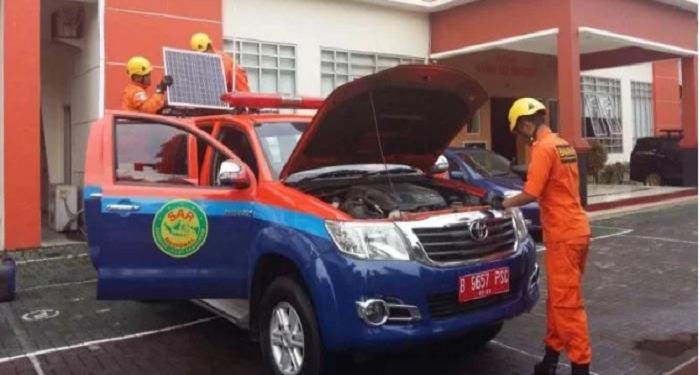 Mobile Tim Basarnas Jateng. Foto: Viva