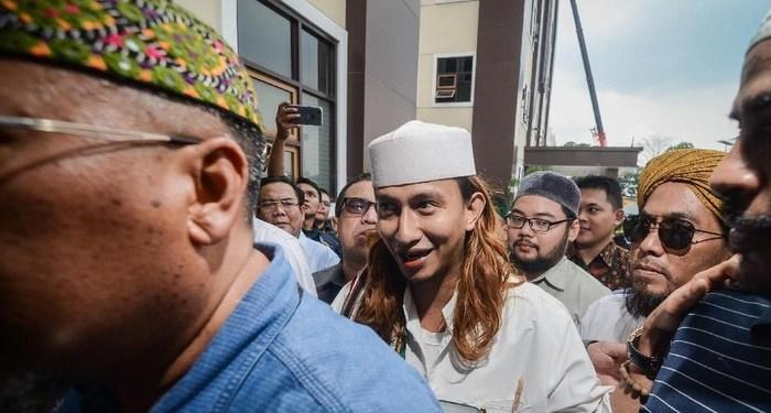 habib bahar bin smith ditahan