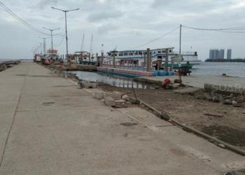Pelabuhan Muara Angke. Foto: Suara