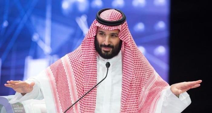Mohamed bin Salman. Foto: nypost