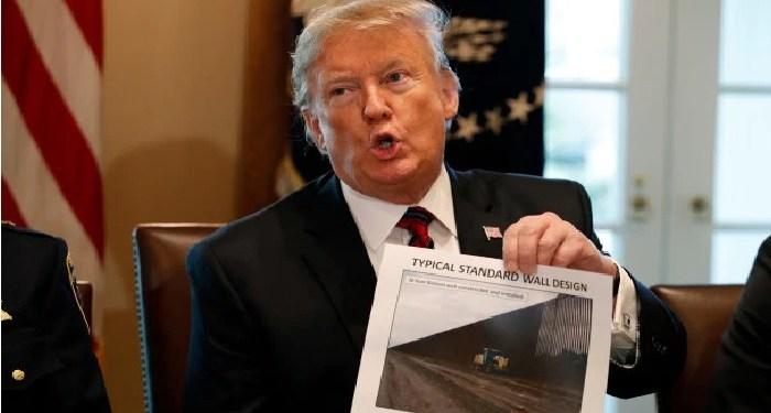 Presiden AS Donald Trump. Foto: NYpost