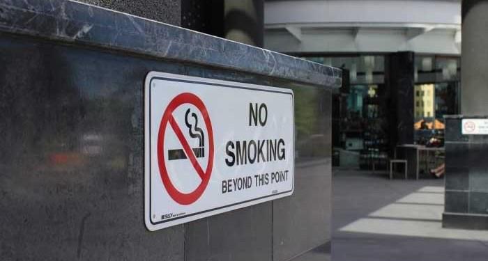 Larangan Merokok di Surabaya