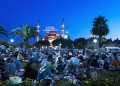 Tradisi unik Ramadhan di Turki salah satunya buka puasa bersama. Foto: Erdoans's Turkey