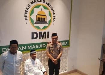 DMI revitalisasi ribuan sound system masjid. Foto: Rhio/Islampos