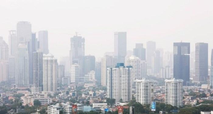 Polusi udara Jakarta semakin serius. Foto: BBC