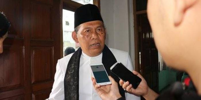 Ketua Majelis Ulama Indonesia (MUI) Kabupaten Garut, KH Sirojul Munir. Foto: Merdeka