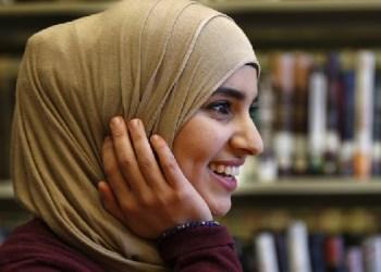 muslimah bahagia happy single muslimah