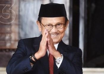 Presiden ke-3 RI BJ Habibie. Foto: The Shonet