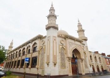 Alun-alun luar dekat Masjid Jame di Spinney Hills, Asfordby Street baru saja dinamai 'Syaikh Adam Square' . Foto: About Islam