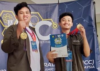 Siswa MAN 1 Yogyakarta jadi juara di ajang kompetisi robot internasional. Foto: Kemenag