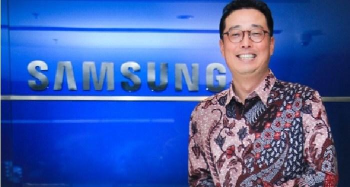 Kang-Hyun Lee 'Pak Haji' Samsung Indonesia. Foto: modifikasi