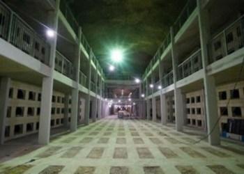 Israel buka pemakaman bawah tanah di Yerusalem. Foto: PIC