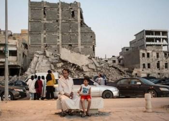 Ilustrasi warga Libya. Foto: Spiegel