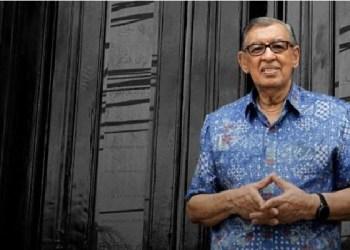 Prof Quraish Shihab. Foto:  Kumparan