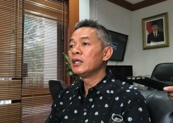 Komisioner KPU Wahyu Setiawan. Foto: Dwi Andayani/detikcom