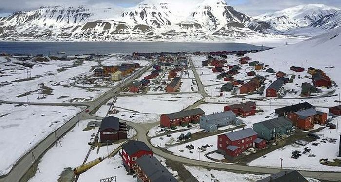 Kota Arktik Longyearbyen. Foto: iflscience