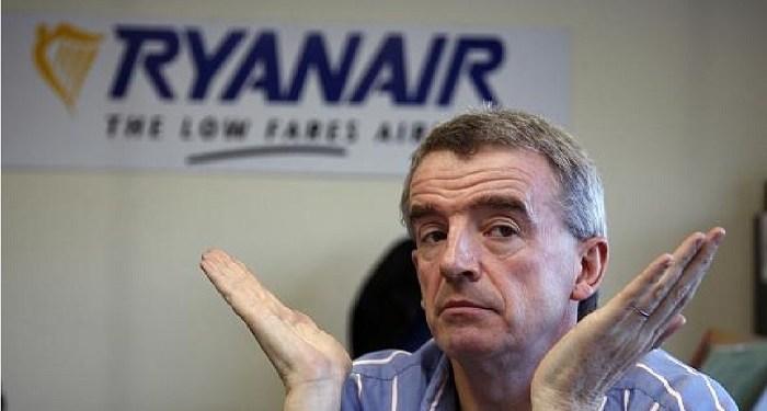 CEO Ryanair. Foto: Euronews
