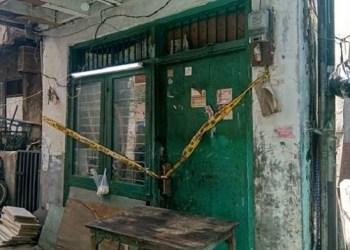 Lokasi pembunuhan di Sawah Besar, Jakarta Pusat. Foto: Suara