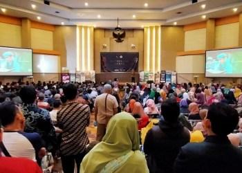 Gatering Akbar Properti Syariah di Bandung. Foto: Saifal/Islampos