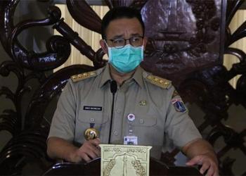 Gubernur DKI Jakarta Anies Baswedan. Foto: Tempo