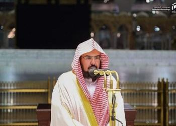 Imam Besar Masjidil Haram, Syeikh As-Sudais. Foto: Haramain Recording