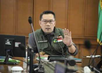 Gubernur Jabar Ridwan  Kamil. Foto: Saifal/Islampos