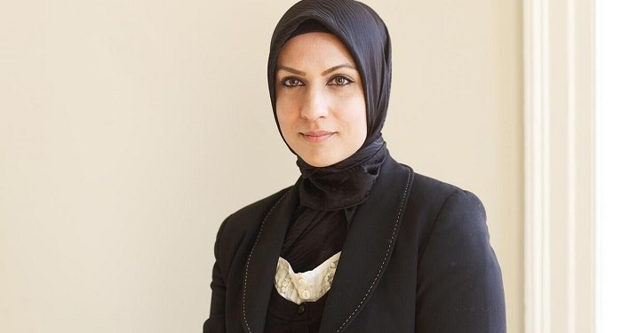 Raffia Arshad. Foto The National