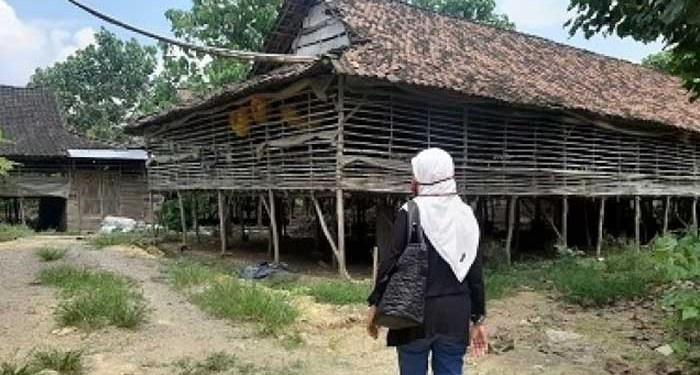 Salah satu lokasi yang dipakai oleh pelaku saat menyetubuhi korban adalah di kandang ayam. Foto: Berita Jatim