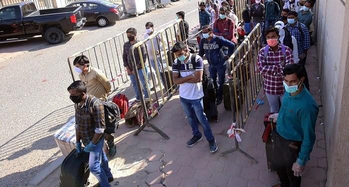 Ratusan ribu ekspatriat di Kuwait terancam dideportasi. Foto: Memo