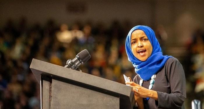 Anggota Kongres Muslim Ilhan Omar. Foto: Alaraby