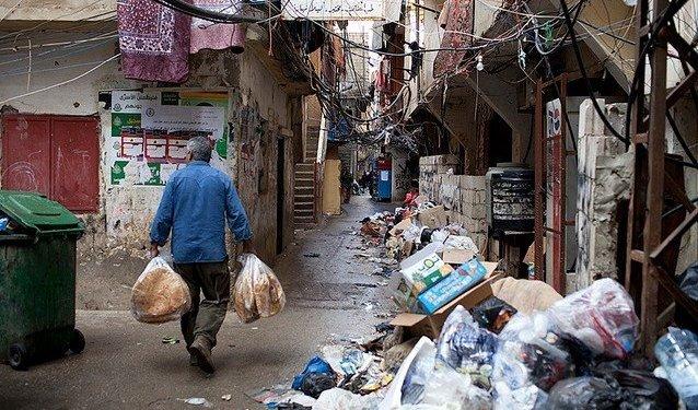 Kamp Shatila di Lebanon. Foto: Memo