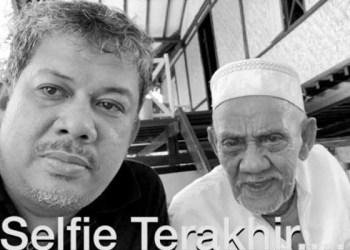 Ayah Fahri Hamzah meninggal dunia. Foto: Twitter/@Fahrihamzah