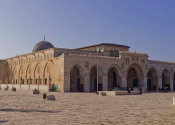 Masjid Al-Aqsha di Yerusalem. Foto: islamonline