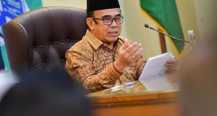 Menteri agama Fachrul Razi. Foto: surabayapagi