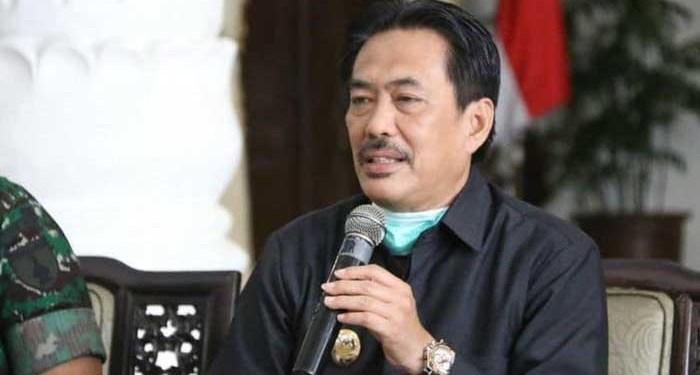 Plt Bupati Sidoarjo H Nur Ahmad Syaifuddin wafat. Foto: Detik