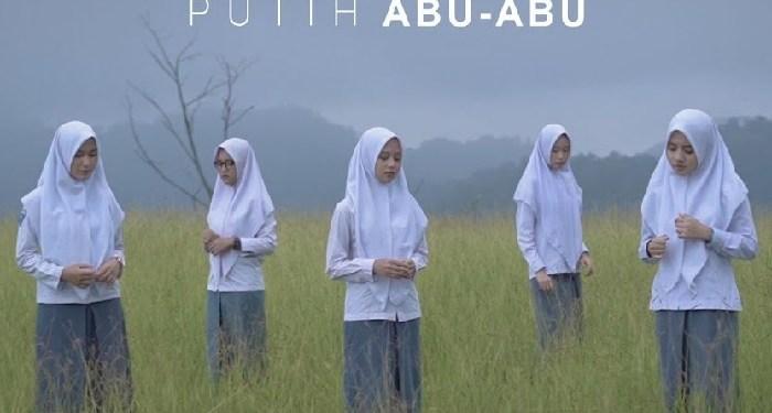 Grup Vokal Putih Abu-Abu. Foto: NusantaraTV